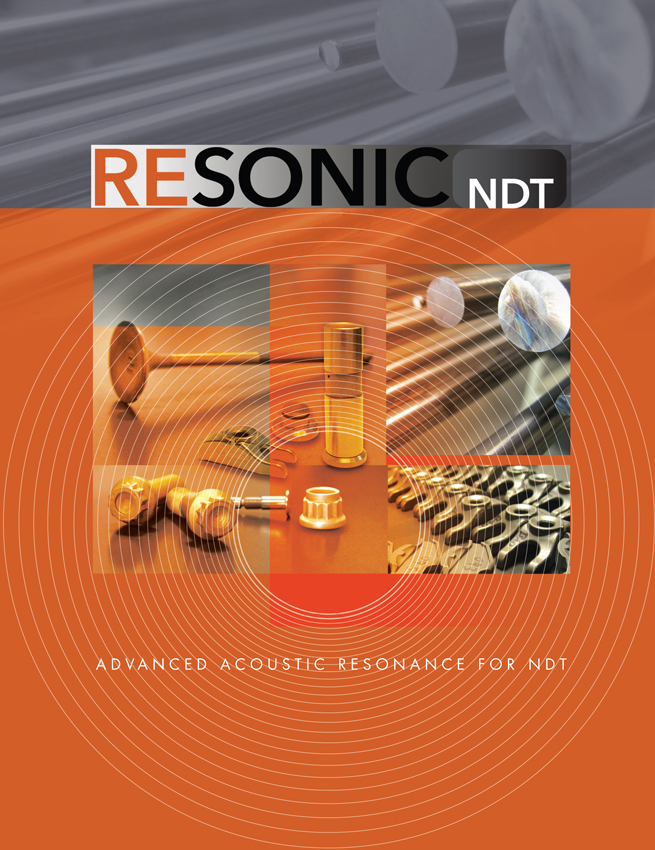 Resonic NDT for Advanced Acoustic Resonance Test and Measurement Brochure